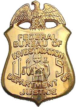 Badge-FBI